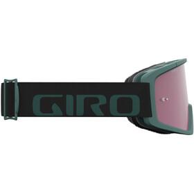 Giro Blok MTB Goggles grey green/vivid trail/clear